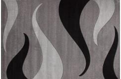 Dywan Lalee HAVANA CARVING HAV 406 silver 100 % Polipropylen, Handcarved