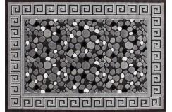 Dywan Lalee JEMILA JEM 533 grey 85 % Polipropylen 15 % Akryl, Lurex Applications