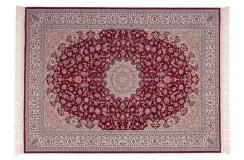 Dywan Lalee 100% akrylowy Isfahan 900 red gęsto tkany 3 600 000 pęczków/m2