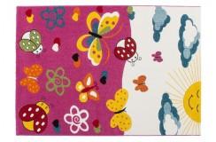 Dywan Lalee AMIGO AMI 314 green 100% PP Handcarved dla dzieci