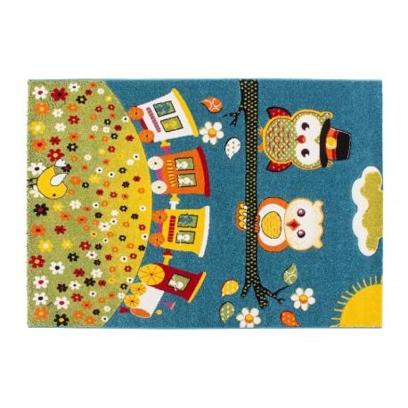 Dywan Lalee AMIGO AMI 314 pink 100% PP Handcarved dla dzieci