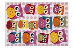 Dywan Lalee AMIGO AMI 320 rainbow 100% PP Handcarved dla dzieci