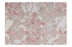 Romantyczny dywan Lalee Gizem 200 lilac Akryl i poliester