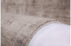Dywan Obsession Naturline Obsession MAORI 220 TAUPE 100% wiskoza lśniący ręcznie tkany Indie