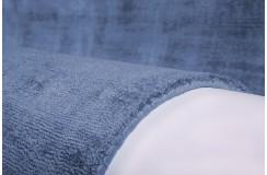 Dywan Obsession Naturline Obsession MAORI 220 DENIM 100% wiskoza lśniący ręcznie tkany Indie