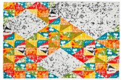 Dywan Obsession Home Fashion WAIKIKI 386 MULTI kolorowy nowoczesny dla dzieci