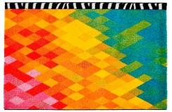 Dywan Obsession Home Fashion WAIKIKI 388 Multi kolorowy nowoczesny dla dzieci