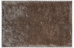 Dywan Obsession Home Fashion TOUCH ME 370 SAVANNAH miękki shaggy brązowy mikro- poliester