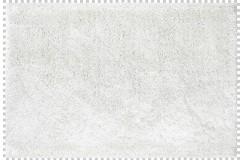 Dywan Obsession Home Fashion TOUCH ME 370 WHITE miękki shaggy biały mikro- poliester
