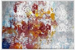 Dywan Obsession Home Fashion TORINO 371 MULTI kolorowy vintage miękki poliester chenille