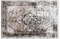 Dywan Obsession Home Fashion TORINO 373 TAUPE brąz perski vintage miękki poliester chenille