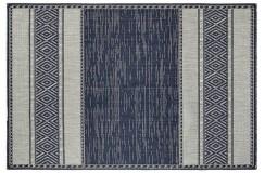 Dywan Obsession Home Fashion TARUNIS 720 NAVY dwustronny na ścianę niebieski beżowy