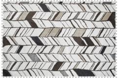 Dywan Obsession Soho 841 WHITE biały kolorowy nowoczesny