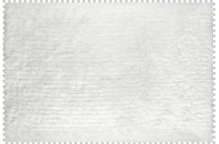 Dywan Obsession Home Fashion SANSIBAR SANZEE 650 WHITE miękki shaggy biały skręcany poliester