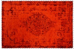 Dywan Obsession Home Fashion MILANO 572 RED czerwony perski wzór vintage miękki poliester chenille