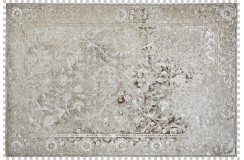 Dywan Obsession Home Fashion MILANO 573 TAUPE szaro brązowy perski wzór vintage miękki poliester chenille