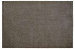 Dywan Obsession MANHATTAN 790 TAUPE gładki brązowy nowoczesny shaggy