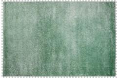 Dywan Obsession MANHATTAN 790 JADE gładki zielony nowoczesny shaggy