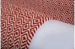 Dywan Obsession Naturline JAIPUR 334 RED ręcznie tkany