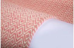 Dywan Obsession Naturline JAIPUR 334 POWDERPINK ręcznie tkany