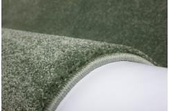 Dywan Obsession HAMPTON 710 JADE nowoczesny polipropylen 2cm gruby ciężki jednokolorowy