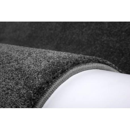 Dywan Obsession HAMPTON 710 ANTHRACITE nowoczesny polipropylen 2cm gruby ciężki jednokolorowy