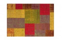 Dywan Obsession Home Fashion GENT 751 MULTI kolorowy perski wzór vintage patchwork miękki poliester bawełna
