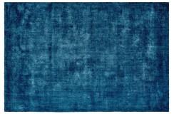 Dywan Obsession Haute Couture BREEZE OF OBSESSION 150 BLUE jedwab lśniący ręcznie tkany