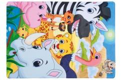 Dywany nowoczesne Obsession Kids Fashion FAIRY TALE 636 Savannah flanelowy poliester miękki dla alergików zwierzęta