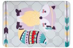 Dywany nowoczesne Obsession Kids Fashion FAIRY TALE 645 RACOON flanelowy poliester miękki dla alergików szop pracz