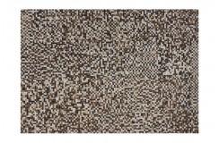 Nowoczesny dywan Lalee 100% skóra Patchwork 850 beige