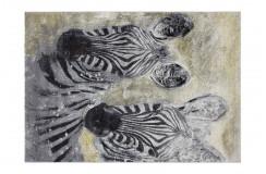 Nowoczesny obrazkowy dywan Lalee Artworks 303 multi