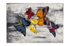 Nowoczesny obrazkowy dywan Lalee Artworks 304 multi