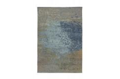 Dywan Blaze 100 Multi / Blau 75cm x 150cm żakardowy wytrzymały vintage