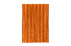 Dywan Felicia 100 Orange 140cm x 200cm shaggy połysk poliester