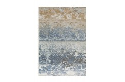 Dywan Flash 2707 Multi / Blau 160x230 cm kolorowy poliester szenil