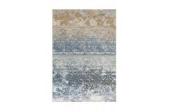 Dywan Flash 2707 Multi / Blau 80x150cm kolorowy poliester szenil