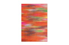 Dywan Flash 2710 Multi / Orange 160x230 cm kolorowy poliester szenil