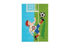 Dywan Joy 4090 Multi Football 110x160cm dla dzieci