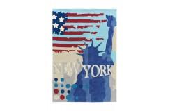 Dywan Joy 4202 Tricolore NYC 170cm x 240cm nowoczesny design akryl
