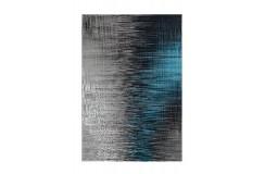 Dywan Arte Espina Move 4453 Grau / Blau 200x290cm polipropylen design abstrakcyjny