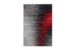 Dywan Arte Espina Move 4453 Grau / Rot 130x190cm polipropylen design abstrakcyjny