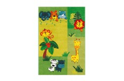 Dywan Move Arte Espina 4480 Multi Animals 120x170cm polipropylen design abstrakcyjny