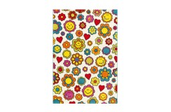 Dywan Move Arte Espina 4484 Multi Flowers 120x170cm polipropylen design abstrakcyjny