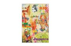 Dywan Flash 2701 Multi Rio 160x230 cm kolorowy poliester szenil