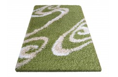 Dywan MONZA 05S - zielony