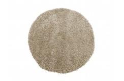 Dywan MONZA okrągły - waniliowy