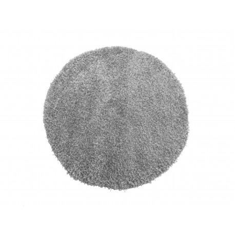 Dywan MONZA okrągły - szary