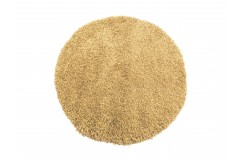 Dywan MONZA okrągły - karmelowy
