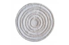Dywan CIRCLES Ecru 90 cm